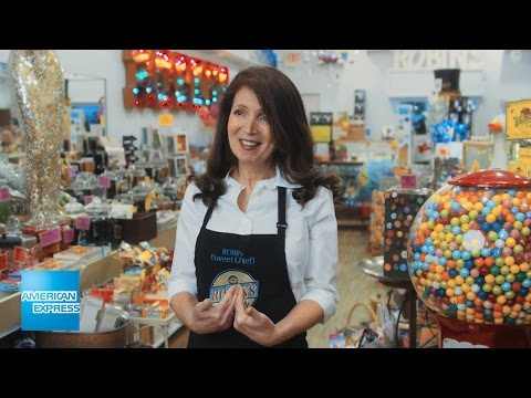 Meet OptBlue Merchant Robin's Candy | American Express