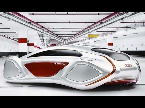 Чудо техника, Автомобили будущего !