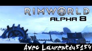 Rimworld S3 Ep 7 |  Quand la faim vous traque ! [ FR / HD ]
