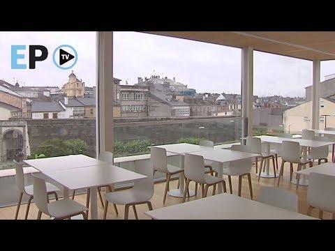 La cafetería con mejores vistas de Lugo busca dueño