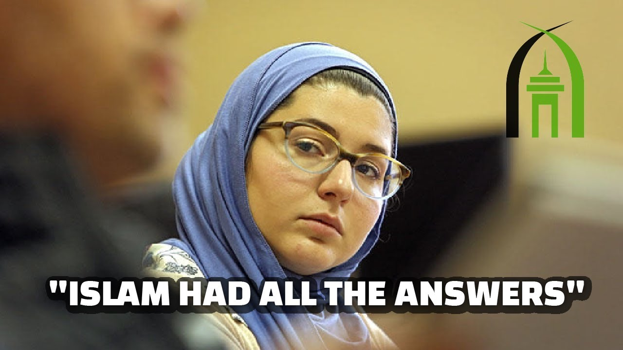 """Islam Had All the Answers to My Questions"" 