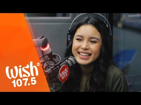 """Claudia Barretto sings """"Stay"""" LIVE on Wish 107.5 Bus"""