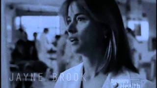 Chicago Hope - opening credits in ER-style #3