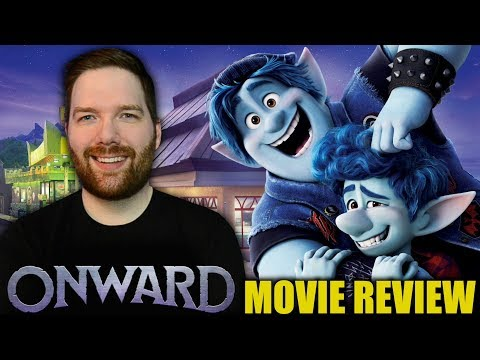 Onward - Movie Review