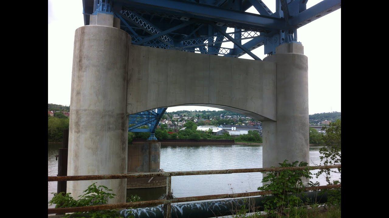 Model Railroads  Train Layouts Making bridge piers from