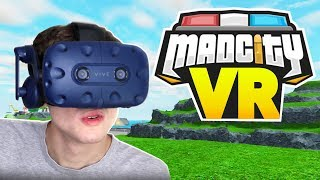 MAD CITY IN VR is PAINFULL