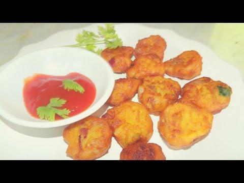 Misti Kumrar Pakora | Misti Kumra Recipe | Pumpkin Recipe