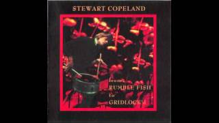 "Stewart Copeland: ""From Rumble Fish to Gridlock'd"": rare tracks from the album"