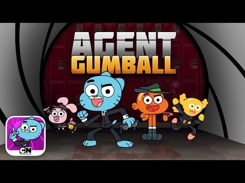 The Amazing World Of Gumball - Roguelike Spy Game - HD Gameplay Trailer full new 2016