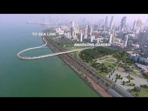 New Mumbai Coastal Road Project
