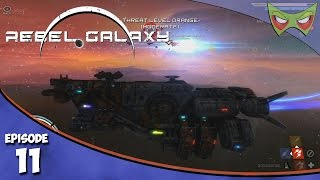 Rebel Galaxy - Ep 11 - Shield Gens Down! - Let