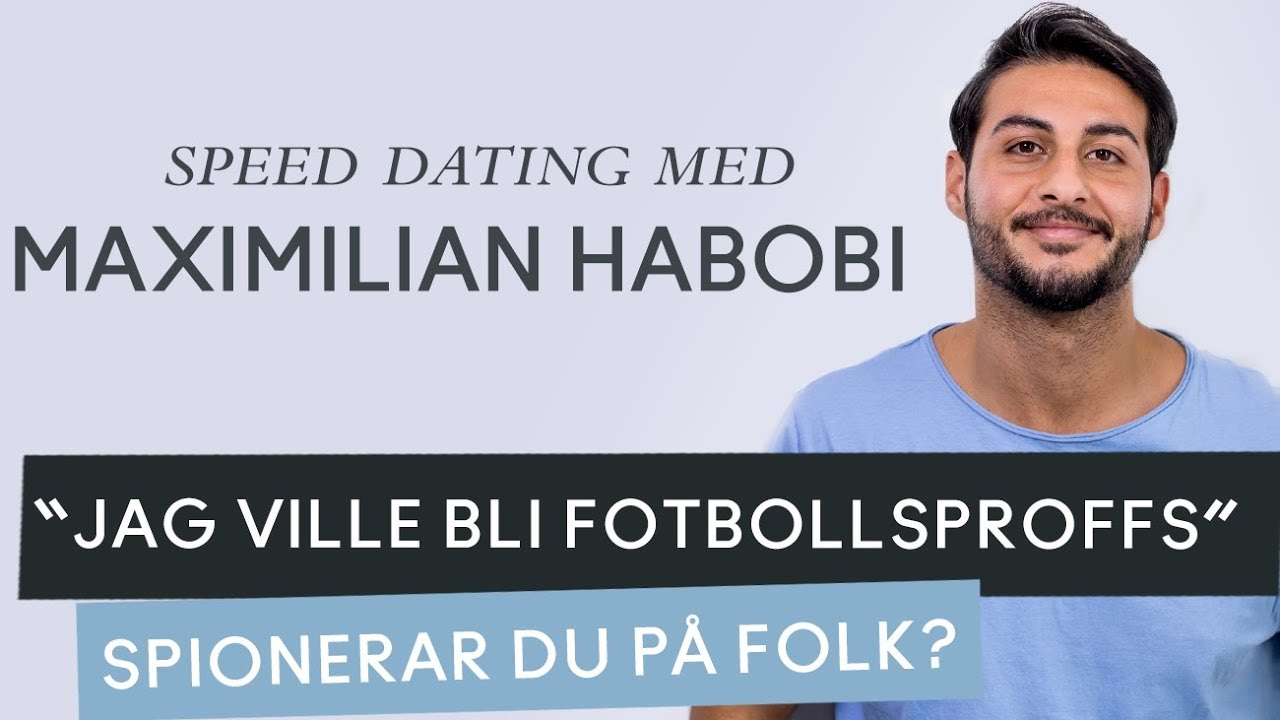 cool Speed Dating frågor ansluta sig till honom igen