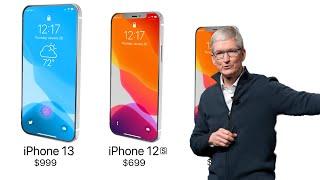 iPhone 13 vs iPhone 12S!