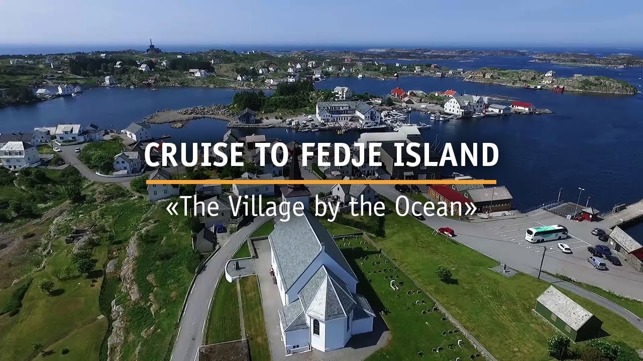Thumbnail: Cruise to Fedje Island - «village by the ocean»