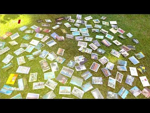 TV Doku: Postkarten Apps im Test