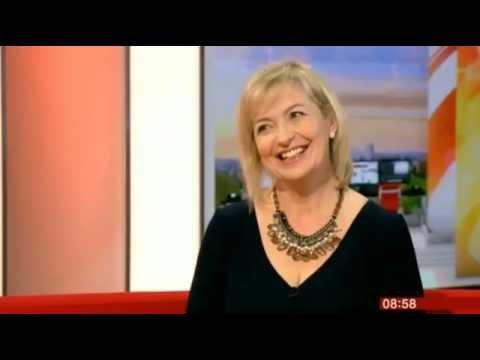 Stunning Heels Carol Kirkwood Interview On BBC Breakfast 2014