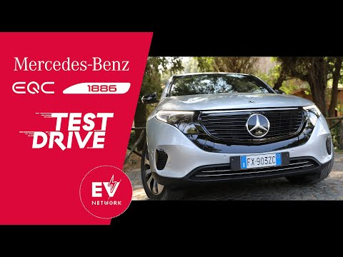 Mercedes-Benz EQC 400 4Matic 1886 Test Drive and Review