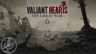 Valiant Hearts The Great War Прохождение На Русском #6 — Париж / Канкан на колесах / Марна(Прохождение Valiant Hearts The Great War на PC на русском языке на максимальных настройках графики в Full HD разрешении..., 2014-06-29T05:14:49.000Z)