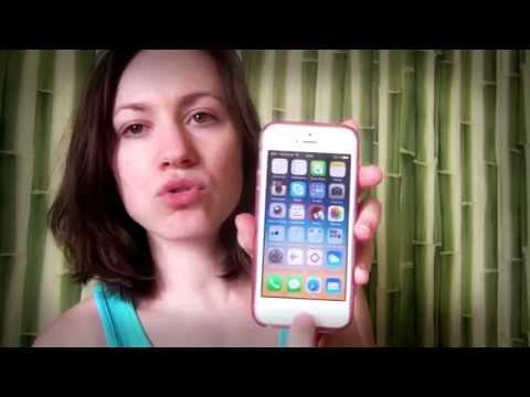 iphone как сделать папку для фото