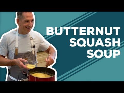 quarantine-cooking:-butternut-squash-soup