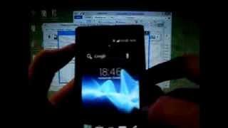 видео Я получил root права Sony Xperia U