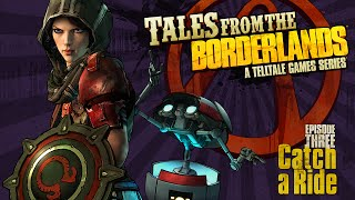 Tales From the Borderlands Episode 3 : Catch A Ride intro