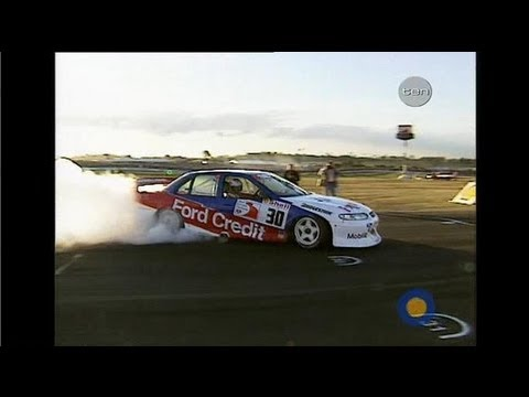 V8 Supercars Memorable Moments 1997-2005