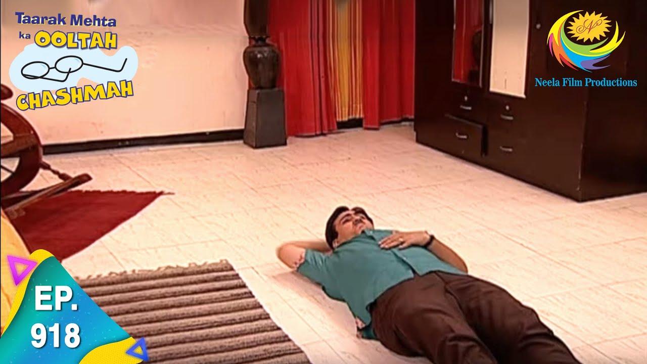 Download Taarak Mehta Ka Ooltah Chashmah - Episode 918 - Full Episode