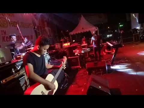 HIJAU DAUN - SAMPAI KAU BICARA live Konser 2017 (Palangkaraya 26 - 8 -2017)