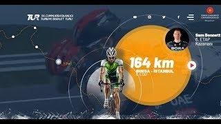 54. Türkiye Bisiklet Turu  Tour of Turkey Bursa-İstanbul