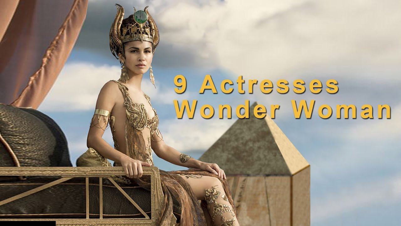 9 Actresses Who Almost Played Wonder Woman - Youtube-9849
