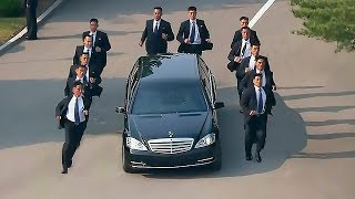 10 Most Heavily Guarded People In the World