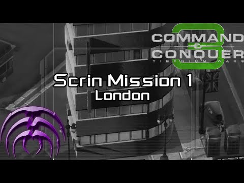 how to get scrin campaign in tiberium wars
