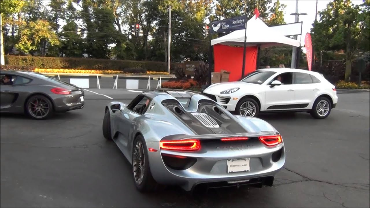 maxresdefault Mesmerizing Porsche 918 Spyder London Ontario Cars Trend