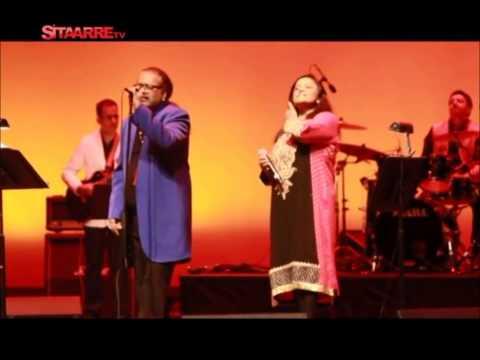 Lavanya & Hariharanji - Live in Dallas, USA performing Chanda Re