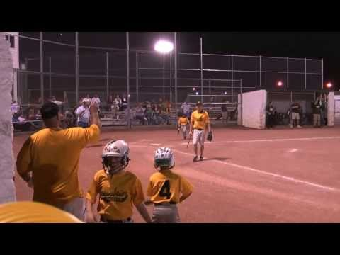 2013 Greenbrier 7/8 Dixie Youth Baseball - Pirates Vs A's
