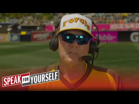 Whitlock 1-on-1: Ned Yost on Kansas City possibly being a baseball town | SPEAK FOR YOURSELF