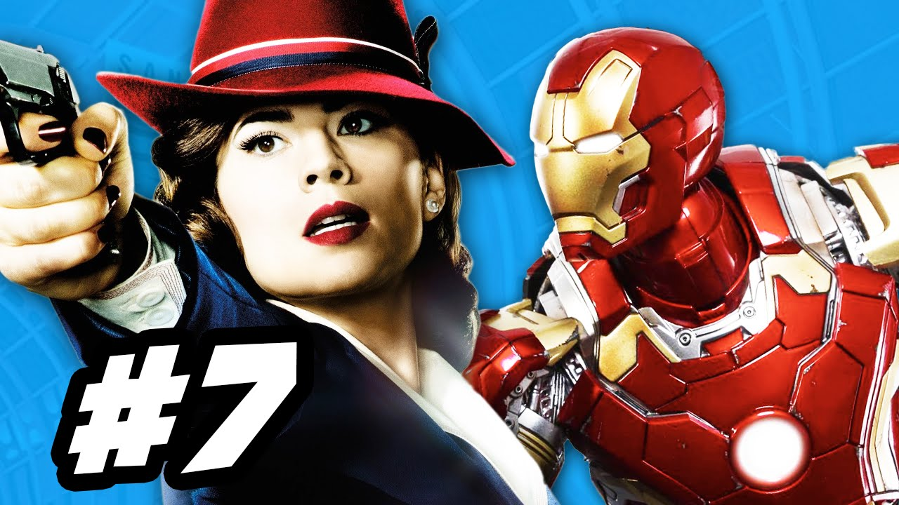 Download Agent Carter Episode 7 Review and Marvel Easter Eggs