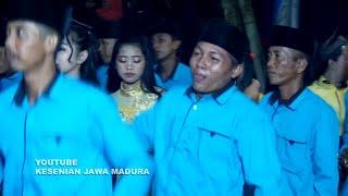 Layang Dunga Restu Cover Madura Versi Kuda Kencak Istana Budaya