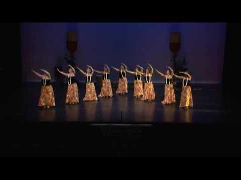 Hula - Kauhane Hawaiian Dance - He Aloha Mele