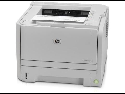 HP LASERJET P2035N MANUTENÇÃO REPARO MAINTENANCE REPAIR