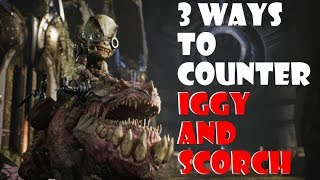 3 Ways To Counter Iggy and Scorch in Paragon v42