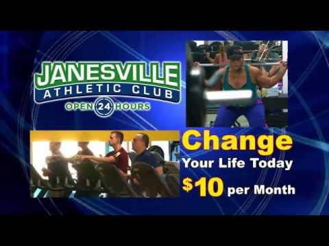 Outdoor Fitness Court Janesville Area Convention Visitors Bureau