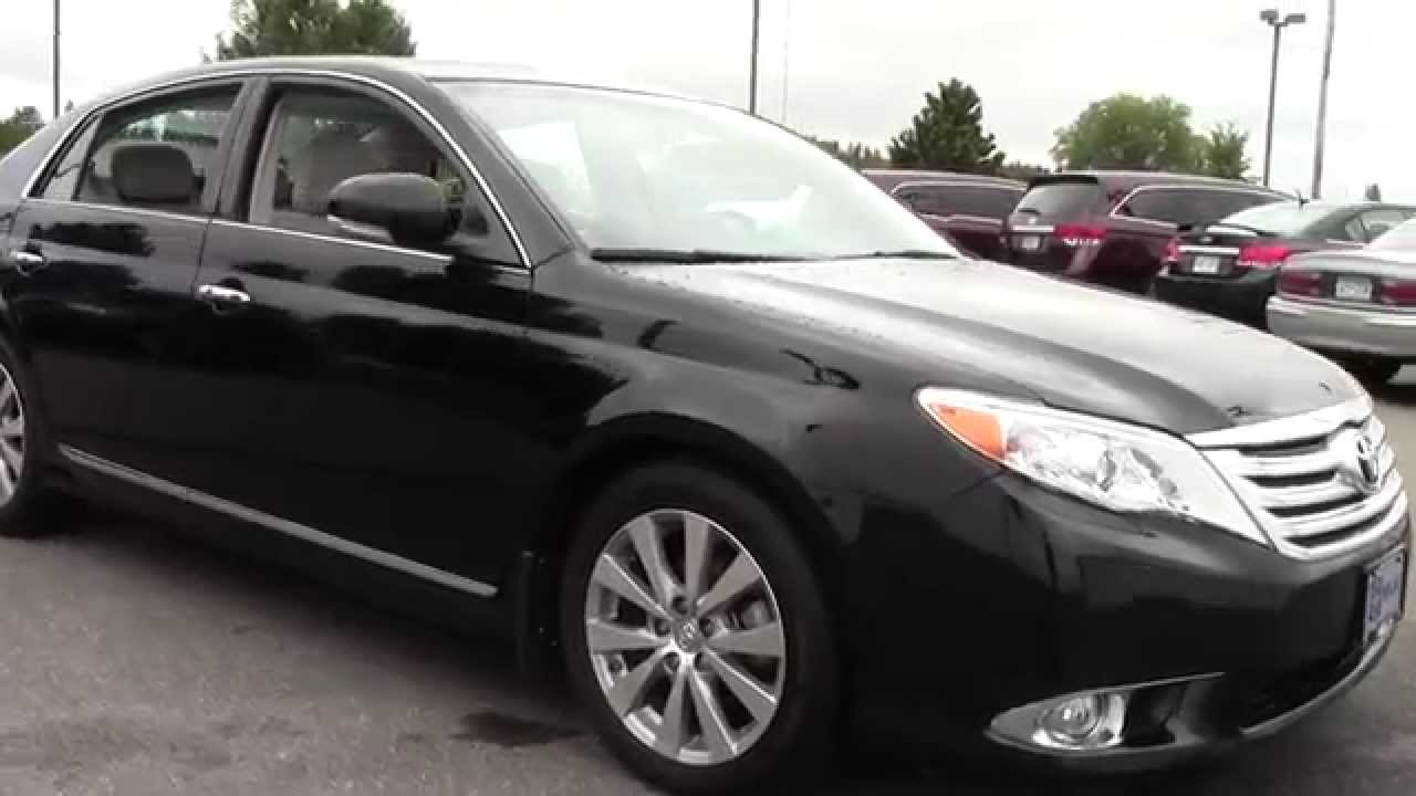 2012 toyota avalon limited one owner 6h140469a
