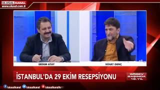 Veryansın-  03 Kasım 2018- Nihat Genç- Erdem Atay- Ulusal Kanal