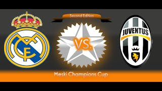 Video PES6 2nd Meski Champions Cup - Real Madrid vs Juventus : Quarter Finals Leg 2 download MP3, 3GP, MP4, WEBM, AVI, FLV Oktober 2018