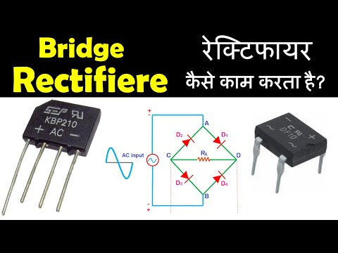Rectifier in hindi