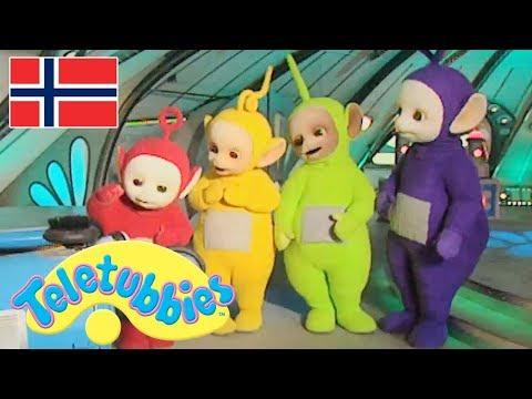 ☆ Teletubbiene på norsk ☆ 113 ☆ Tegneserier for barn ☆ NY ☆