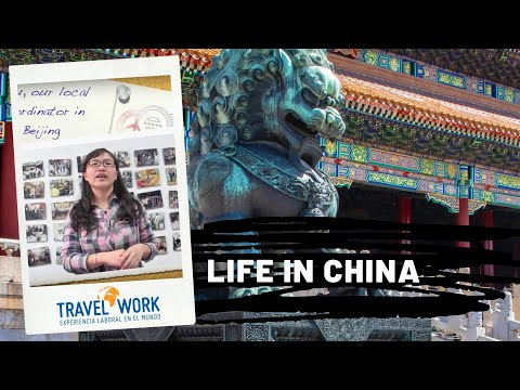 Life in China – Travel & Work