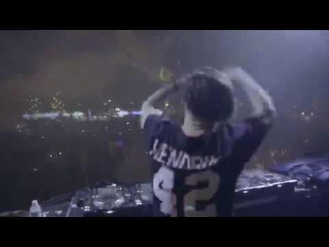 DJ 4B x Junkie Kid - Love Is Dead Live